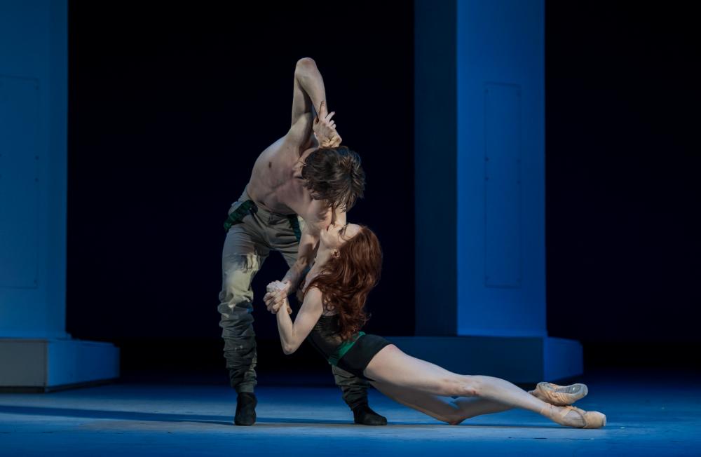 Балет «Укрощение строптивой» в постановке французского балетмейстера Жана-Кристофа Майо итальянцы увидят впервые